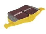 EBC Yellow Stuff Front Brake Pads: Mazdaspeed 3