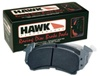 Hawk HP PLUS Rear Brake Pads: Mazdaspeed 3, Ford Focus ST