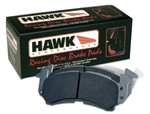 Hawk HP PLUS Front Brake Pads: Ford Focus ST
