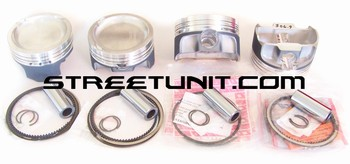 Wiseco 901 Forged Pistons MAZDASPEED Protege