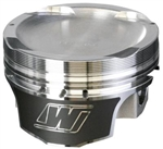 Wiseco 9.0:1 Forged Pistons: MAZDASPEED Protege