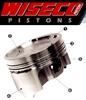 Wiseco Forged Piston Kit: Mazdaspeed 6 & Mazdaspeed 3