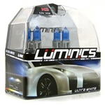 Luminics Ultra White Bulb Series