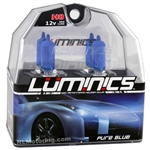 Luminics Pure Blue Bulb Series