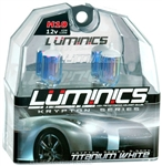 Luminics Titanium White Bulb Krypton Series