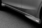 AutoExe Side Skirt Set: Mazda3 2014+ Hatchback