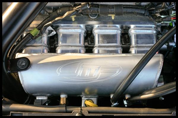 JMF Intake Manifold: Mazdaspeed 3, Mazdaspeed 6