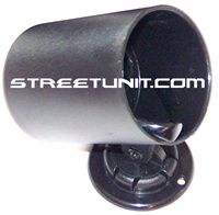 ProSport Mounting Cup- Black Plastic 52mm
