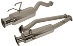 Injen Stainless Steel Cat-Back Exhaust System: Ford Fiesta ST