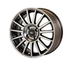 "Ford Racing 17"" Fiesta Wheel"