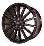 "Ford Racing Focus RS 19"" Black Wheel"
