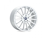 "Ford Racing Focus RS 19"" White Wheel"