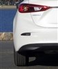 2014 Mazda 3 Rear Side Markers