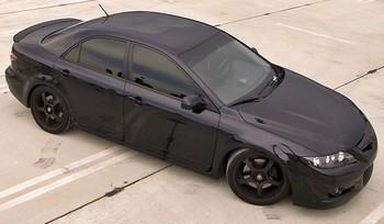 MazdaSpeed 6 Black Out Kit