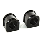 StreetUnit 25mm FRONT Sway Bar Bushing Replacement: Stock MAZDASPEED Protege & MP3