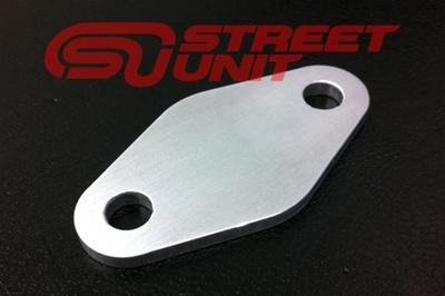 StreetUnit EGR Block Off Plate: MAZDASPEED 6, MAZDASPEED 3, CX-7