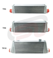Treadstone Front Mount Intercooler Core