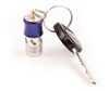 Turbosmart Miniature BOV Key chain - Vee Port