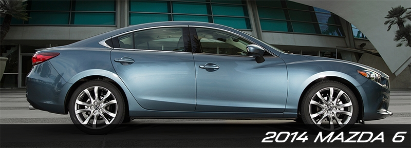 2014 Mazda6 Performance Parts