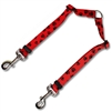 Leash Splitter w/ 1 in. Flat Nylon Webbing
