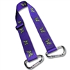 Bag & Camera Straps w/ 1 inch Patterned polyester Webbing