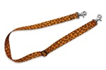 Bag & Camera Straps w/ 3/4 inch patterned polyester Webbing