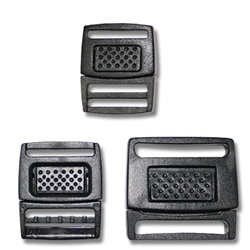 Center Release Buckles
