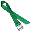 Metal Cam Straps w/ 3/4 inch Polyester Webbing