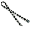 Metal Cam Straps w/ 3/4 inch Patterned Polyester