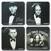 Coaster Set The Three Stooges