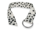 Double D-Ring Strap w/ 2 inch Patterned Polyester