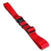 "Executive Side Release Belts w/ 1-1/2"" Flat Nylon Webbing"