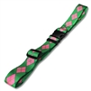 "Executive Side Release Belts w/ 3/4"" Patterned Polyester Webbing"