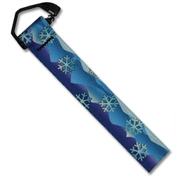 PQ Polyester Holiday Luggage Tag 1""