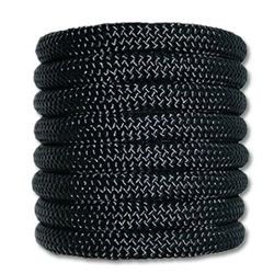 Kernmantle Rope 1/2 inch Black