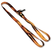 Loop Straps w/ 1 inch Ratchet Buckle &  Patterned Polyester