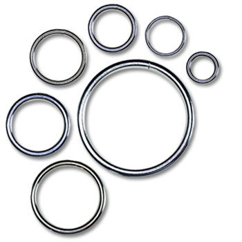 Metal O-Rings | Stainless Steel O-Rings - Strapworks