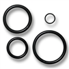 Metal O-Rings Black Oxide