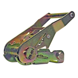 Yellow Cadmium coated Ratchet Buckle