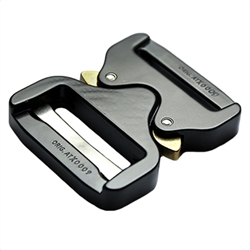 Berry Amendment Metal Buckles