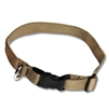 "Adjustable Pet Collars in 3/4"" Flat Nylon"