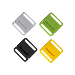 3/4 Inch Colorful Breakaway Buckles