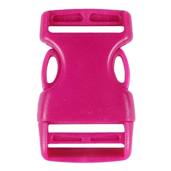 1 Inch Colored Single Adjust Side Release Buckle, Conflux