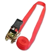 "Ratchet Only Straps w/ 1"" Heavyweight Polypropylene"