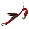 "Ratchet Straps w/ 1-1/2"" Heavyweight Polypropylene"