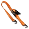 "Ratchet Straps w/ 1"" Heavyweight Polypropylene"