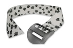 "Strap Adjuster Straps w/ 2"" Patterned Polyester"