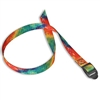 "Strap Adjuster Straps w/ 3/4"" Patterned Polyester"