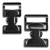 Metal Spring Buckle Black Oxide