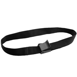 "Sports Belt 1"" w/ Nylon Cam Buckle & Lightweight Polypropylene"